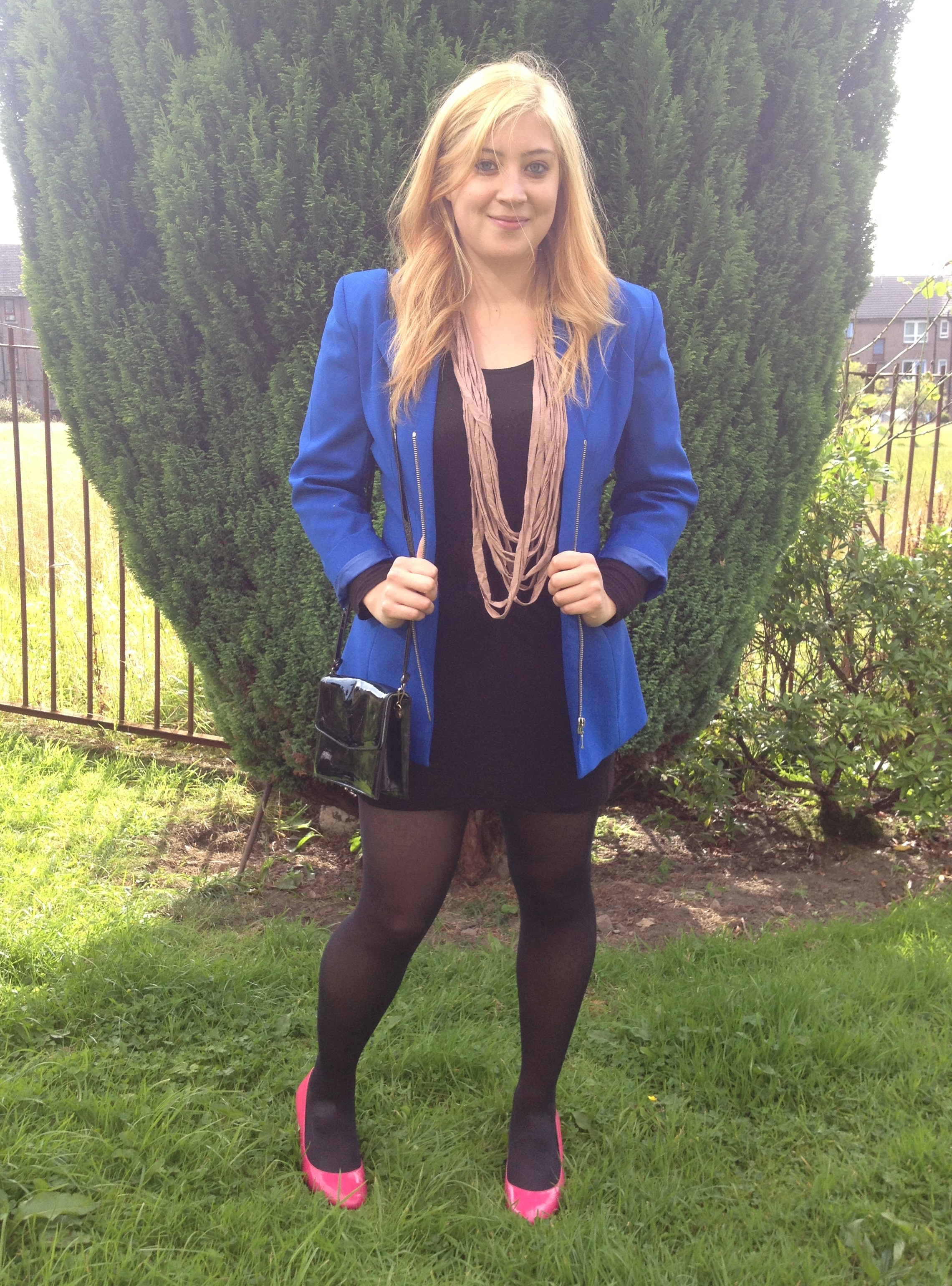 e935fee168d91 How to wear...the blazer - The Trend Herald