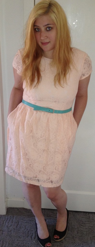 pastel and lace