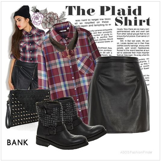 plaid-shirt-outfit