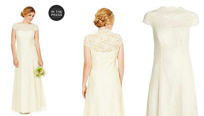 F&F Signature Lace Wedding Dress