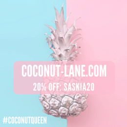 Coconut Lane Discount SASKIA20