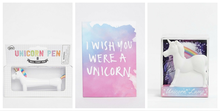 Unicorn Stationery Gifts